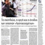 2014_11_03_Ta skandala i orgi kai i anodos ton ispanon aganaktismenon_Ta Nea_Podemos_Ispania_laikismos